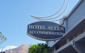 The Allen Hotel Townsville