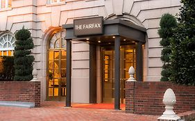 Fairfax Hotel Washington Dc