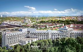 Munich Marriott Hotel photos Exterior