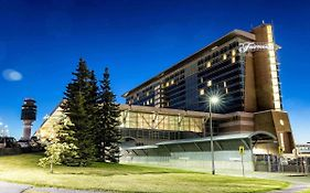 The Fairmont Vancouver Airport Hotel Richmond bc Canada