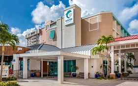 Quality Hotel on The Beach Clearwater Beach Florida