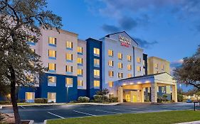 Fairfield Inn & Suites San Antonio ne Schertz