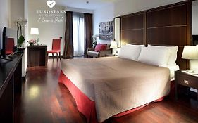 Eurostars International Palace Rome Italy