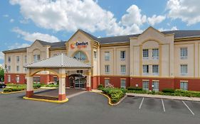 Comfort Suites Newark Nj