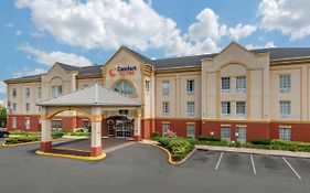 Comfort Suites Newark Newark, Nj