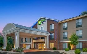 Holiday Inn Express Tell City Indiana