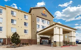Comfort Inn And Suites Airport Oklahoma City