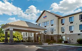 Comfort Suites Grandville Michigan