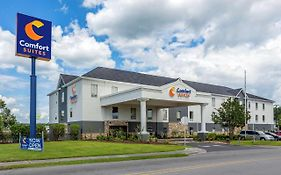 Comfort Suites Jacksonville North Carolina