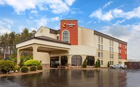 Comfort Inn Mars Hill North Carolina