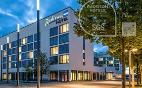 Radisson Blu Hannover Hotel Germany
