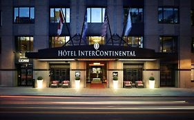 Intercontinental Hotels Montreal Canada