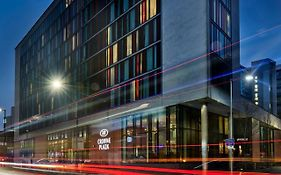 Crowne Plaza Manchester City Centre Parking