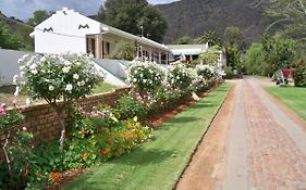 De Oude Meul Country Lodge Oudtshoorn