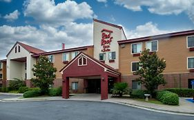 Red Roof Inn Pooler Georgia