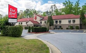 Red Roof Inn Hendersonville North Carolina