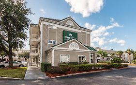 Suburban Extended Stay South Orlando Fl
