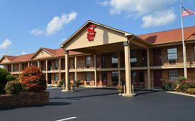 Red Roof Inn Cookeville Tennessee