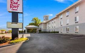 Red Roof Inn Etowah Tennessee