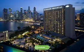 Mandarin Oriental in Singapore