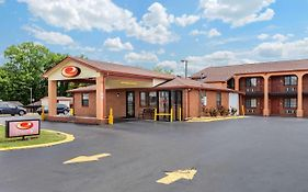 Econo Lodge North Nashville Tennessee