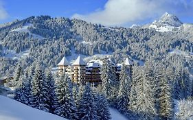 The Alpina Gstaad Hotel