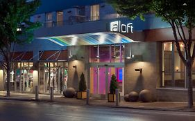 Aloft Hotel Asheville North Carolina