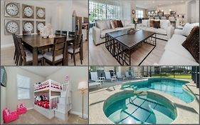 Tribilin Large 9Bed Pool Home With Access Water Park Resort Sleep 23