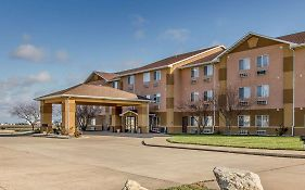 Comfort Inn Mount Pleasant Iowa