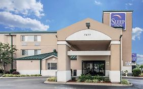 Sleep Inn Nashville Tn
