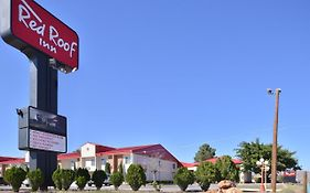 Red Roof Inn Van Horn Tx