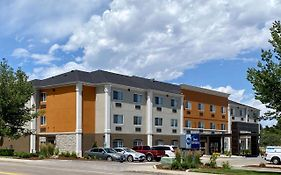 Holiday Inn Express Greeley Greeley Co