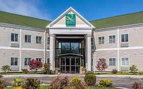 Quality Inn And Suites Middletown Ri