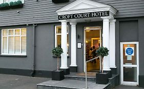 Croft Court Hotel All Rooms With Air Con photos Exterior
