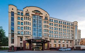 Courtyard By Marriott St Petersburg Center photos Exterior
