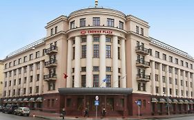 Crowne Plaza - Minsk photos Exterior