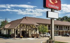 Econo Lodge University Lawrence Ks