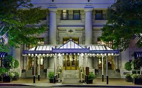 Hotel Willard Intercontinental Washington Dc