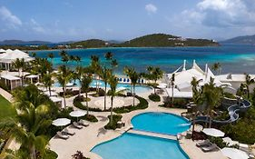 Ritz Carlton st Thomas Beach