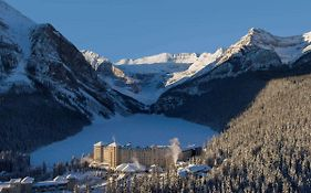 Hotel at Lake Louise