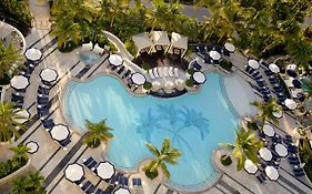 Loews Hotel in South Beach Miami