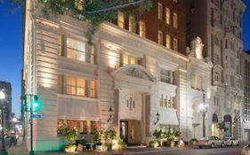 International House Hotel New Orleans La