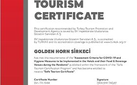 Golden Horn Sirkeci Hotel Istanbul