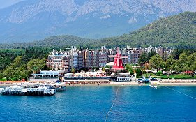Orange County Resort Kemer 5*