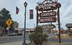 Exchange Club Motel Beatty Nevada