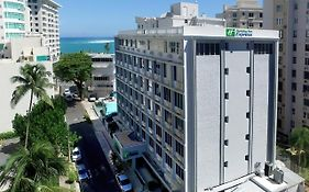 Holiday Inn Express San Juan Puerto Rico