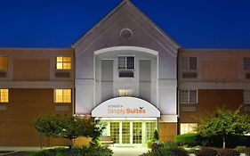 Candlewood Suites Columbus Airport Gahanna Oh