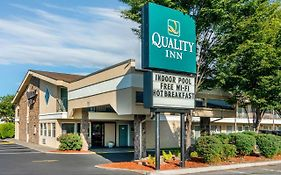 Quality Inn Klamath Falls Oregon