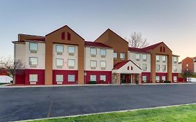 Red Roof Inn Springfield Ohio