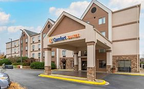 Comfort Suites Johnson City Tennessee